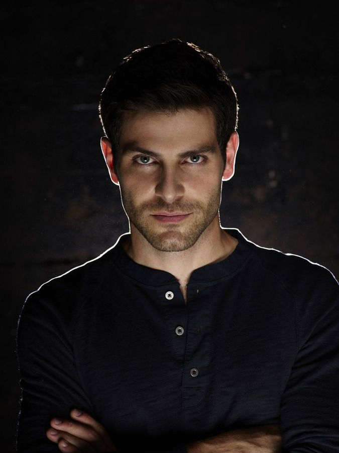 David Giuntoli Talks Season 4 of Grimm – Seat42F